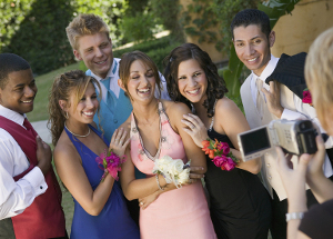 Take a Party Bus to Your Austin Prom